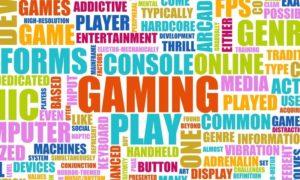 Gaming Terms