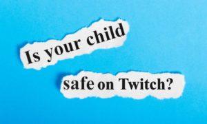 Is Twitch child-Friendly