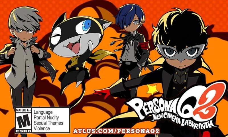 Persona Q2: New Cinema Labyrinth – A Summary