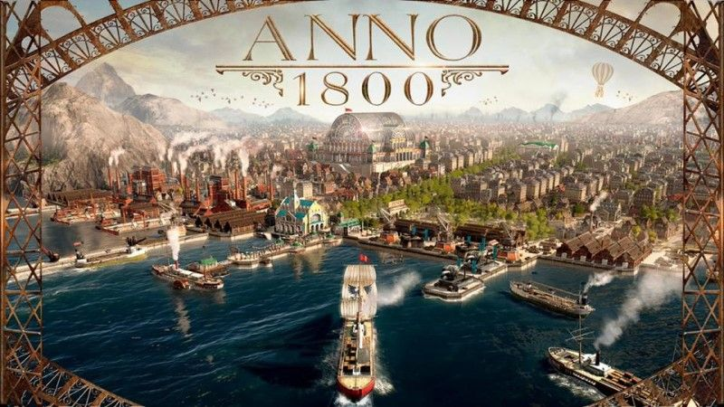 Anno 1800 – What is Anno 1800?